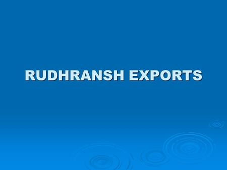 RUDHRANSH EXPORTS. Company Profile  We are <strong>manufacturer</strong> of High Quality <strong>Temperature</strong> Sensors like Thermocouple, RTDs, Thermo wells, Extension Cables &