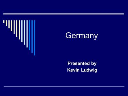 Germany Presented by Kevin Ludwig. Places to go in Germany  LEGOLAND in Berlin, is a fun place to visit with young children  Segway tours around Berlin.