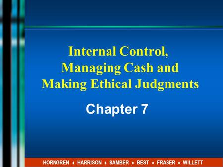 managing and controlling ethics progra Understanding and managing the  the risk management handbook provides details on the principles and processes  consistent approach to controlling these.