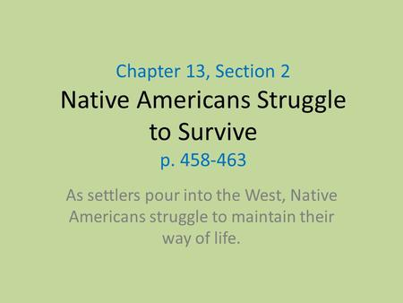 native americans' struggles All our relations: native struggles for land and life [winona laduke] on  eight  portraits of native-american peoples refusing to make distinctions among spirit.