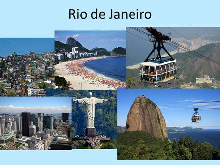 Rio de Janeiro. Rio de Janeiro, with a population of 12 million, is the second largest city in Brazil. It was founded in 1556 by the Portuguese and has.
