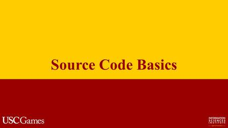 "Source Code Basics. Code For a computer to execute instructions, it needs to be in binary Each instruction is given a number Known as ""operation code"""