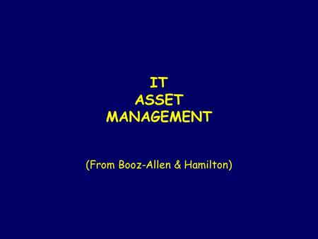 an introduction to the company booz allen hamilton Booz allen hamilton does not by its reference above or distribution imply its endorsement of or concurrence with such information, conclusions or recommendations dividend information booz allen hamilton holding corporation (nyse:bah) has utilized distributions (recurring and special dividends) as part of its capital deployment strategy.