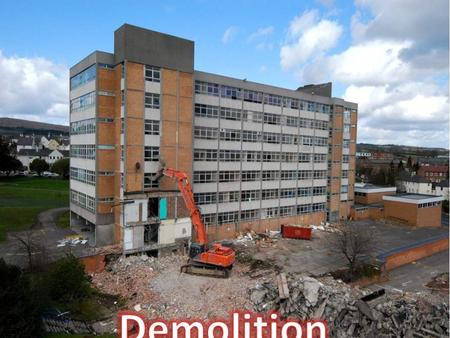 How much do you know about demolition? Appointment of a competent Contractor, How to assess Competency?