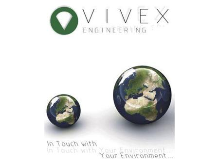 The Plants supplied by Vivex Engineering Ltd.