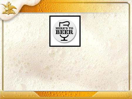 Beer in the ancient world Beer dates back to around 6 th century BCE Most likely the result of spontaneous fermentation of breads Beer was an important.