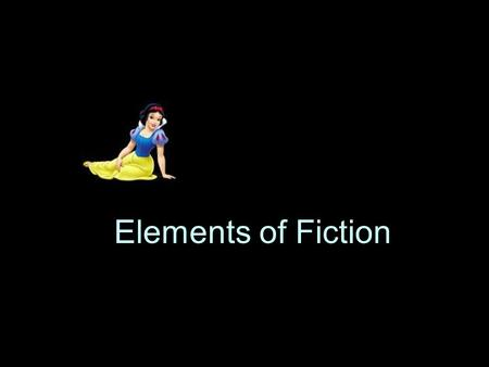 "Elements of Fiction. Plot Famous Example: In ""Finding Nemo,"" Nemo is born, he's taken away, his dad leaves to search for him, dad meets Dori, and so on."