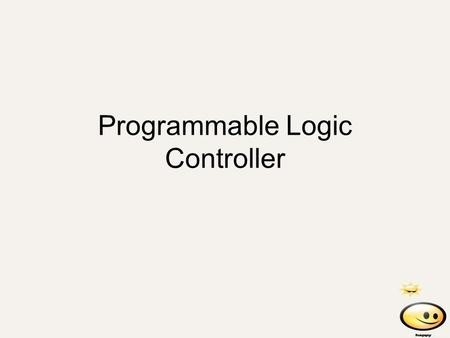 Programmable Logic Controller. Transducer A transducer is any device that converts energy from one form to another. Input transducer (microphone) converts.