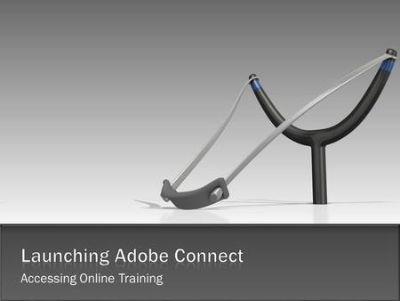 Accessing Online Training. How to access Adobe Connect Adobe Connect systems – definitions and differences Features associated with Adobe Connect (recorded.