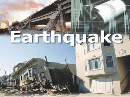 Earthquakes. Earthquakes - The movement of the ground, caused by waves of energy released as rocks move along faults Fault – a large fracture in rocks,