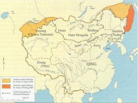 Qing 1644-1910. Economy Built large public buildings and public irrigation, walls, gates and other infrastructure. Light taxes to win popularity with.