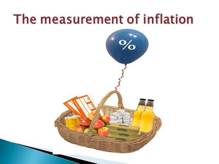  Price rises are generally measured quarterly, but inflation rates are quoted as an average annual figure. The main measure is the Consumer Price Index.
