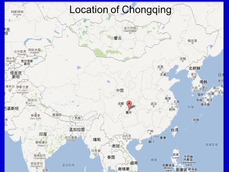 Location of Chongqing. Sheraton Chongqing CBD Sheraton Hotel and conference centre Crown Plaza Abdul kalam Hotels.