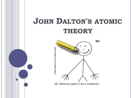 J OHN D ALTON ' S ATOMIC THEORY. J OHN D ALTON English, 1766-1844 Chemist, meteorologist and physicist Careful study of Red – green color blindness Atomic.