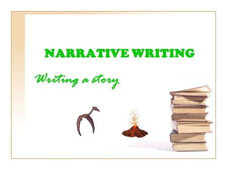 Narrative essay rubric  th grade Narrative Writing Rubric
