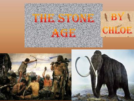Homo habilis, an early human who evolved around 2.3 million years ago, was probably the first to make stone tools. Our ancestor, modern man Homo sapiens.