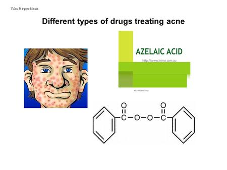 Different types of drugs treating acne. Diagnosis and Treatment of Acne Acne is a disease of pilosebaceous units in the skin. It is thought to be caused.