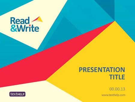 PRESENTATION TITLE 00.00.13. Presentation objectives Identify and understand the issues and impact of low literacy and dyslexia on the individual and.