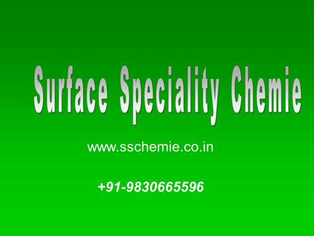 Www.sschemie.co.in +91-9830665596. K-SEAL COAT   Propylene Glycol based tire coatings   Glycol base makes it a very consistent sealant which will.