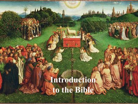 Introduction to the Bible. Types New Testament: Epistles Bible books: Romans-Jude Timeline: 40-95AD What is an Epistle? A letter A situational document.