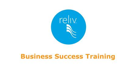 Business Success Training