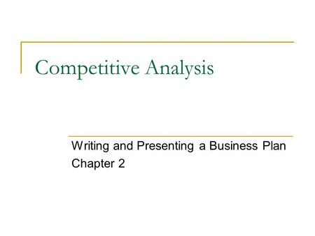 Competitiveness - Its Advantages and Disadvantages