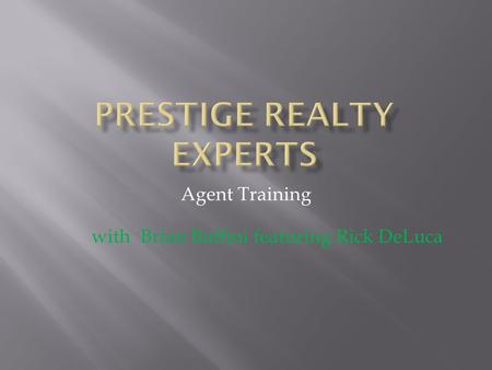 Prestige Realty Experts