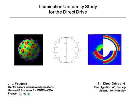 Illumination Uniformity Study