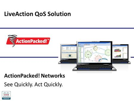 LiveAction QoS Solution