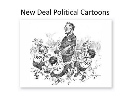 New Deal Political Cartoons. Morris: I Hope You Can Put the Real Roosevelt Sock Into It, Franklin. Created before March 1933.