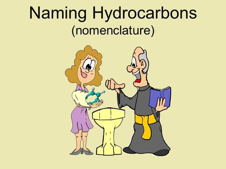 Naming Hydrocarbons (nomenclature) Drawing Structures: Its All Good 2-butene This is called the condensed structure On a test, choose a method that shows.