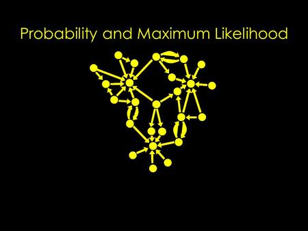 Probability and Maximum Likelihood. How are we doing on the pass sequence? This fit is pretty good, but… Hand-labeled horizontal coordinate, t The red.