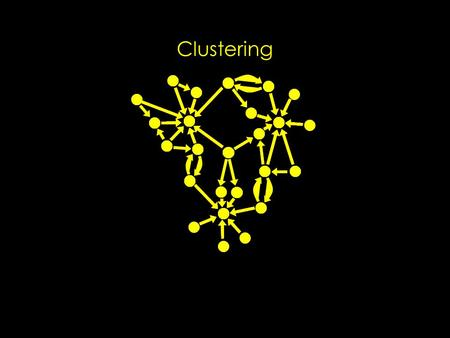 Clustering. How are we doing on the pass sequence? Pretty good! We can now automatically learn the features needed to track both people But, it sucks.