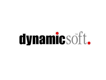 www.dynamicsoft.com Fall IM2000 Industry Perspective Presence: The Best Thing that Ever Happened to Voice Jonathan Rosenberg Chief Scientist.