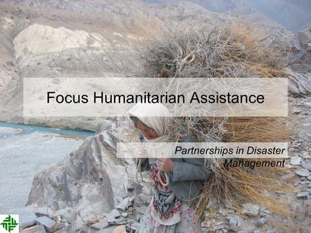 Focus Humanitarian Assistance