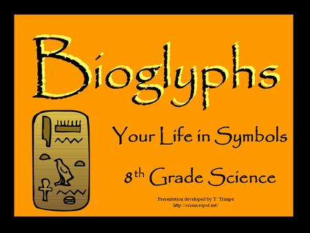 What do we know about this person from their bioglyph? Bio = Life + Glyph = Symbols.