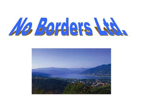 No Borders is a Hungarian event organizing company, which offers many possibilities to get companies more acquainted with each other. On this purpose.