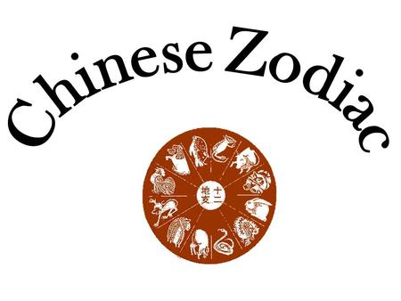 The Chinese have named years after animals for thousands of years. In fact, the Chinese zodiac system is extremely complex, based on an ancient agricultural.