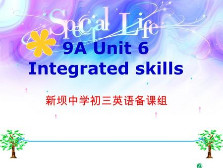 9A Unit 6 Integrated skills A The kidnapping Crime:Kidnapping Victim:Guan Fei four-year-old boy, son of Guan Dawei, a millionaire Description:about one.