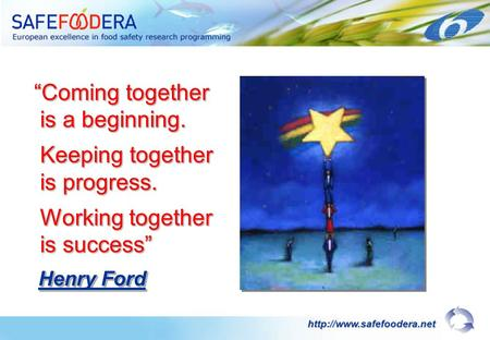 Coming together is a beginning. Keeping together is progress. Keeping together is progress. Working together is success Working.