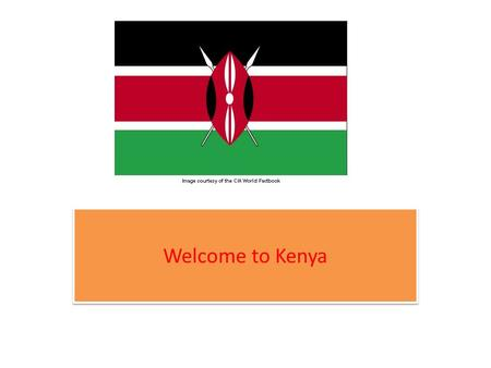 Welcome to Kenya. Ancestors <strong>of</strong> modern Kenyas population began arriving in the region around 2000 B.C., when Cushitic-speaking pastoralists migrated south.