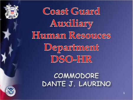Who Do I Work For? District Commodore DSO-HR DUTIES ESTABLISH AND MAINTAIN POSITIVE CONTACT WITH ALL HR OFFICERS IN THE DISTRICT. DIVISION VISITS HR.