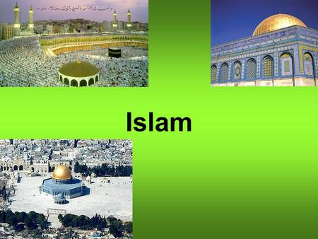Islam. A believer of Islam is a Muslim. The religion was founded by Mohammed. A believer of Islam is forbidden to eat pork, worship idols, drink alcohol,