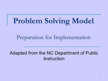 nc dept of public instruction