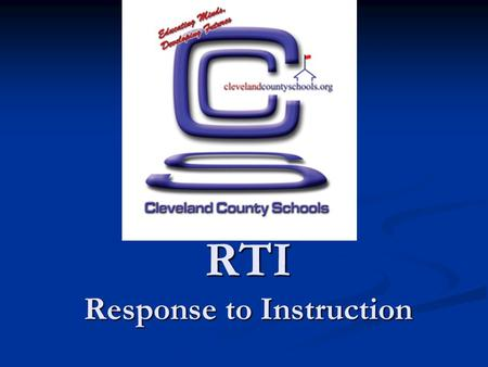 RTI Response to Instruction. Better to be safe than..............Punch a 5th grader Better to be safe than..............Punch a 5th grader Strike while.