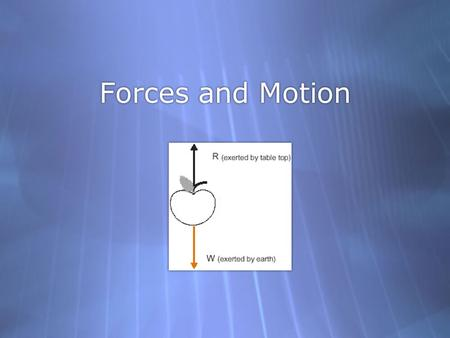 Forces and Motion. Benchmarks Standard III - Physical Science Benchmarks D. Explain the movements of objects by applying Newtons three laws of motion.