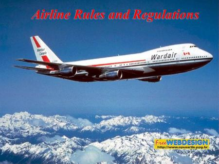 Airline Rules and Regulations. Overbooking Overbooking is not illegal Most airlines overbook their scheduled flights to a certain extent in order to compensate.
