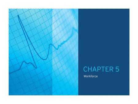 TABLE OF CONTENTS CHAPTER 5.0: Workforce