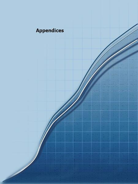 Appendices. Appendix 1: Supplementary Data Tables Trends in the Overall Health Care Market.