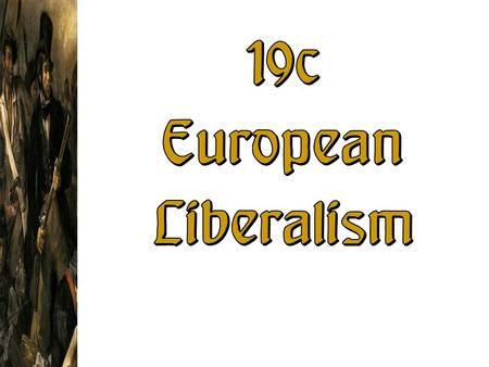 19 c Conservatism 4 Conservatism arose in reaction to liberalism 4 for those who were frightened by the violence unleashed by the French Revolution. 4.